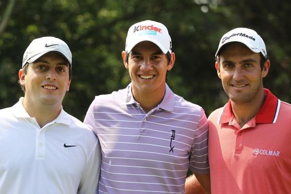 British Open, day 1: bene Edoardo Molinari, Manassero e Francesco Molinari in difficoltà