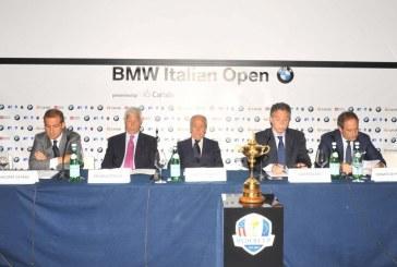 BMW Italian Open: La presentazione