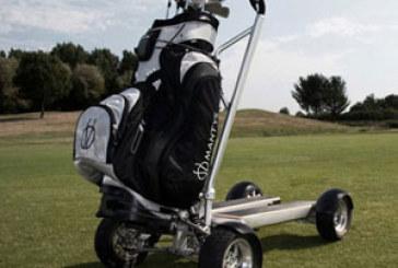 Mantys: il nuovo modo di muoversi sui campi da Golf