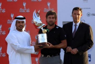 Robert Rock si aggiudica l'Abu Dhabi Championship