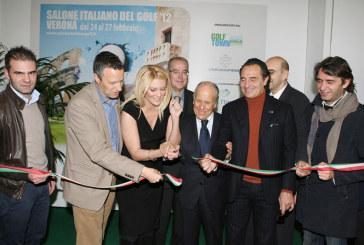 Si è aperta a Verona la sesta edizione del Salone del Golf