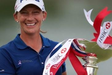 HSBC Women's Champion: Angela Stanford vince a Singapore
