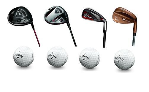 Callaway le novità al Salone del Golf 2012