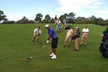 Golf Palmer Invitational: Tiger Woods vola in testa
