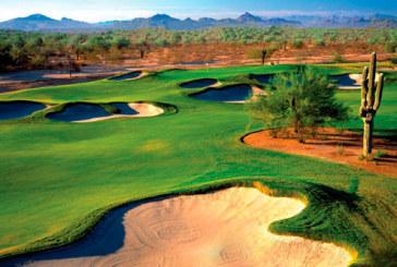 Sui campi del Wildfire Golf Club inizia il torneo RR Donnelley LPGA Founders Cup