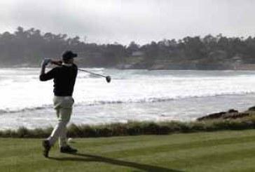Anche i divi di Hollywood giocano a Golf