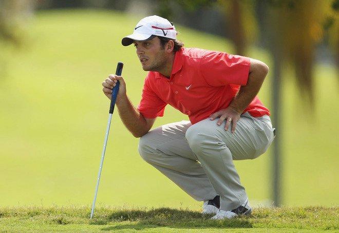 BMW PGA Championship: Francesco Molinari subito 8°