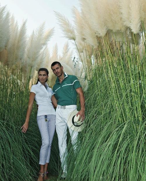 Abbigliamento per il Golf: Chervò propone un dress code raffinato e innovativo