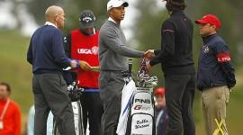 Us Open: Bene Molinari. Comanda Thompson, Tiger Woods secondo