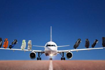 Viaggio aereo con la sacca da golf: per molti ma non per tutti