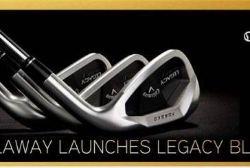Callaway presenta la nuova linea Legacy Nero