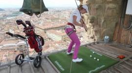 Audi in City Golf: i VIP in gara