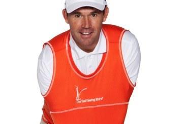 Migliorare lo swing con un camicia: parola di Padraig Harrington