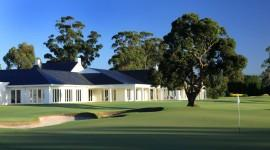 Kingston Heath Golf Club a Melbourne Australia
