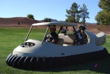 Bubba Watson sulle golf carts con Oakley