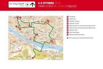 In City Golf il 5 ottobre a Firenze