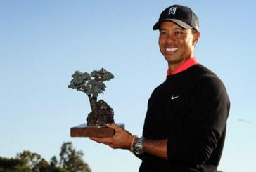 PGA Tour: Tiger Woods torna in campo nel World Challenge