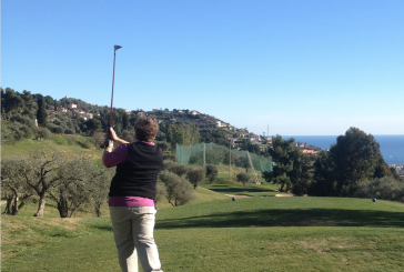 Al golf Club Degli Ulivi Sanremo si è dato il via alla stagione dilettantistica