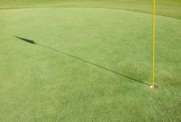 Golf: asta della bandiera