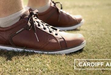 Ashworth, le nuove scarpe ADC 2 e Leucadia Saddle