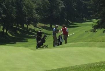 Golf: giochi a colpi nella fuor-ball