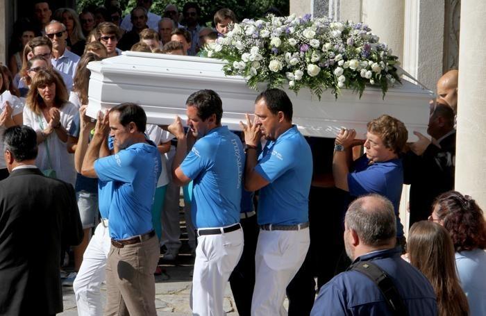 Più di mille persone al funerale di Teodoro Soldati