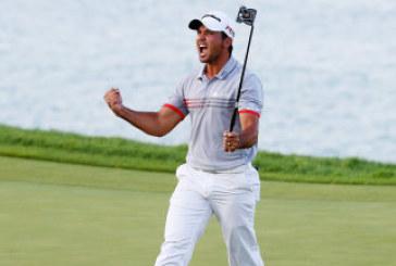Jason Day in testa dopo la terza giornata del PGA Championship