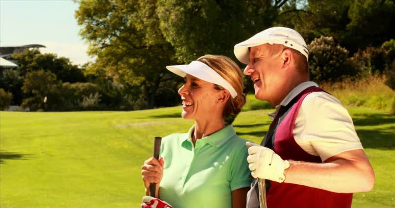 Golf: THREESOMES AND FOURSOMES