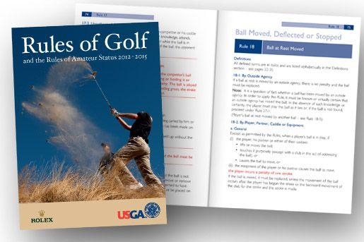 """La """"legge"""" del golf: immersione nelle Regole del Gioco – Regola 8"""