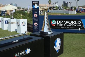 Inizia il gran finale, il DP World Tour Championship