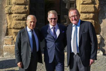 """Chimenti sulla Ryder Cup: """"La candidatura di Roma è competitiva"""""""