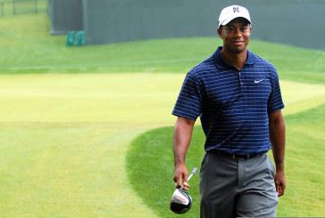 Tiger Woods: sfortunato in amore ma non nel gioco