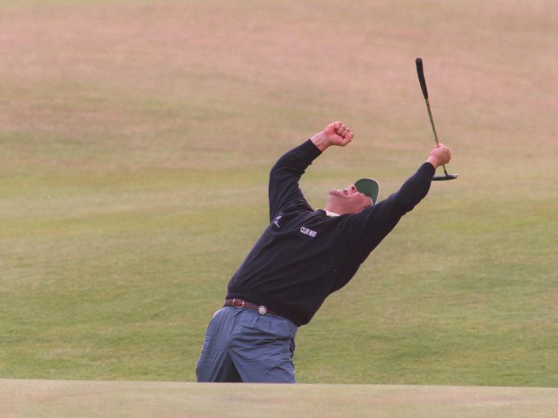 Costantino Rocca: il più forte golfista Italiano