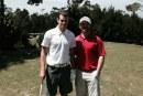 Un campo da golf in giardino per Gareth