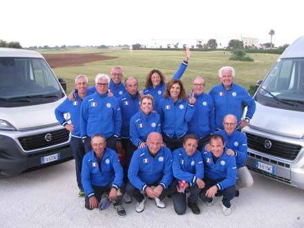 La squadra italiana giornalisti ha vinto l'Europeo!