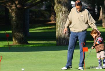 i 10 tipi di bambini al golf