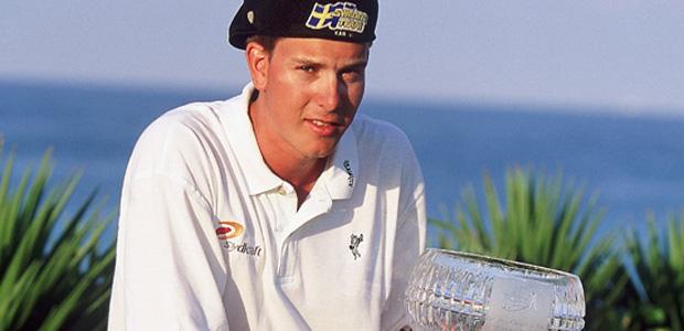 Henrik Stenson, primo golfista svedese tra i top ten OWGR