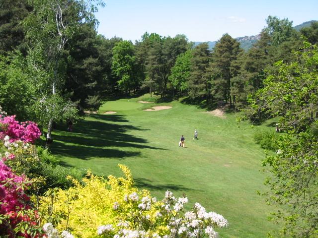 I campi da golf considerati più belli in Italia