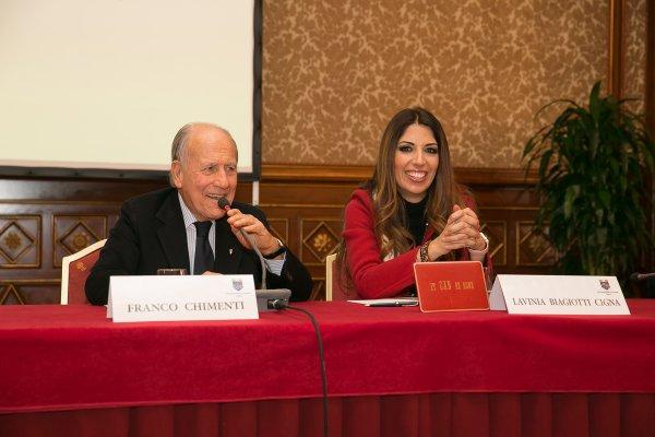 """Lavinia Biagiotti: """"La Ryder Cup è una vittoria italiana"""""""
