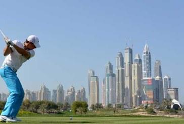 Tre italiani all' Omega Dubai Desert Classic