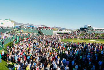 Record di spettatori al Waste Management Phoenix Open