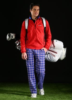 Colmar: pantalone da golf uomo stampa check