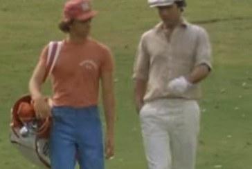 Caddyshack, palla da golf; un film del 1980
