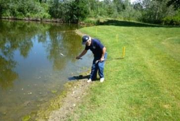 Gli ostacoli di acqua nelle regole del golf
