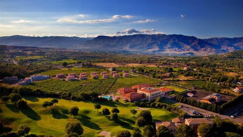 Il Picciolo Golf Club.