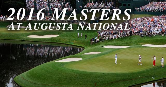 Masters Tournament: si alza la febbre dei Majors