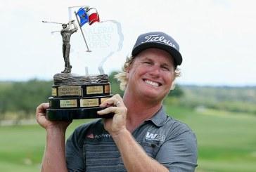 Il campione del Valero Texas Open è Charley Hoffman