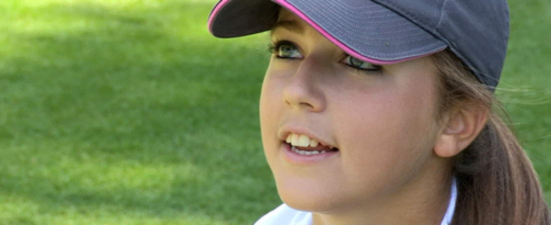 Angelica Moresco: i sogni di una golfista dilettante