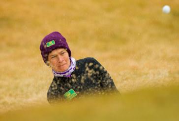 Top golfer: Catriona Matthew