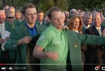 Danny Willet indossa la Green Jacket [Video]
